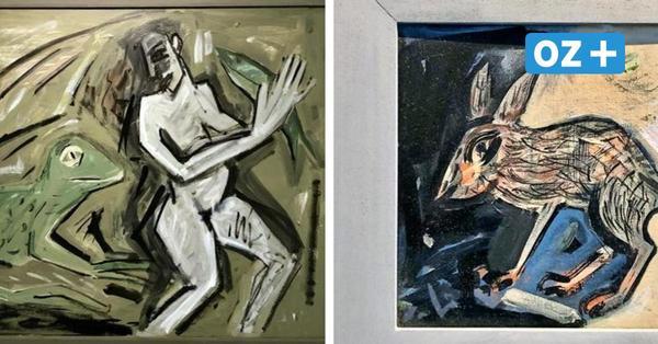 """Galerie """"Refugium"""" in Zinnowitz zeigt noch bis Samstag die Bilder von Sibylle Leifer"""