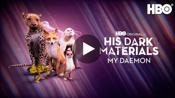 His Dark Materials: My Daemon App