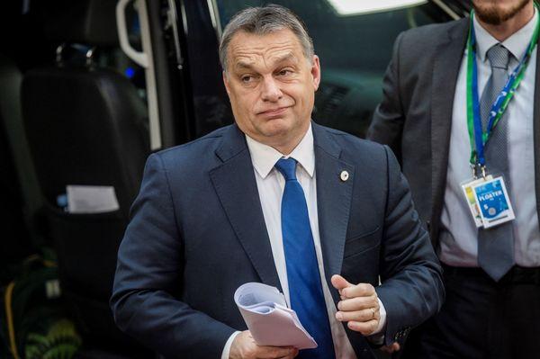 Premier Orban van Hongarije
