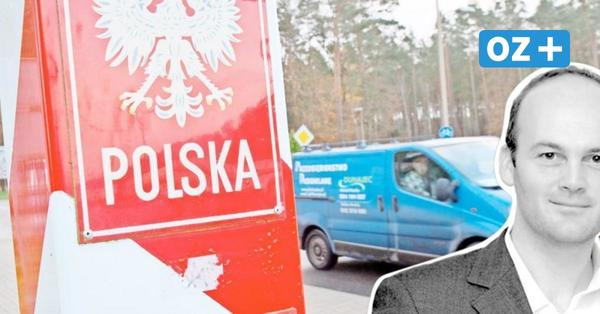 Usedom: Kommentar zur Corona-Strategie an der polnischen Grenze