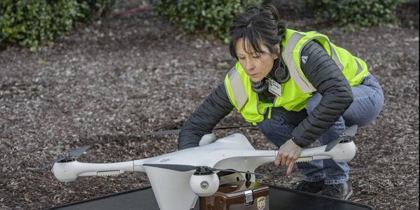 Matternet launches medical drone delivery network in Berlin