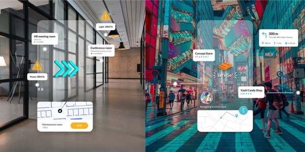 Resonai offers enterprises an AR-AI concierge for commercial buildings