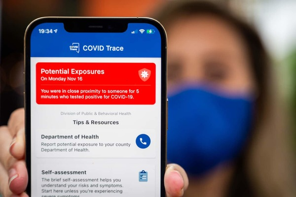 How to get coronavirus exposure notifications on your phone