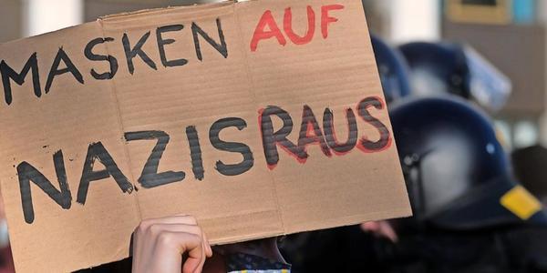 Erneut Corona-Proteste in Leipzig: Hier wird am Samstag in der Innenstadt demonstriert