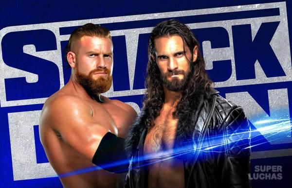 WWE SMACKDOWN 20 de noviembre 2020 | Resultados en vivo | Seth Rollins vs. Murphy
