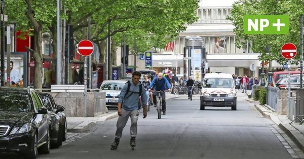 Autofreie Innenstadt in Hannover: Zoff um Studie der Sparkasse