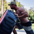 Chris Hemsworth, Ricky Martin, Wilson Cruz, and more Insta Snaps