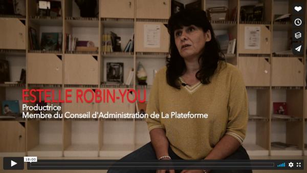 Entretien vidéo réalisé par et pour les Rencontres de Films en Bretagne - oct. 2020.