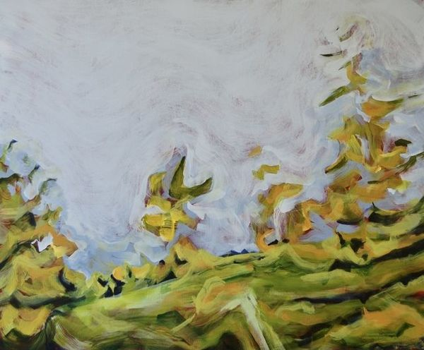 Annerose Georgeson   The Start of September Colour (2011)   Available for Sale   Artsy