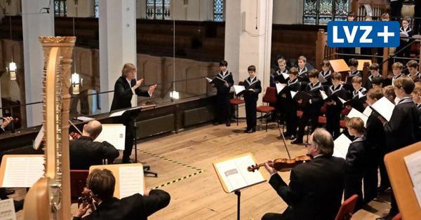 Motette in der Thomaskirche: Beim Fauré-Requiem lässt der Leipziger Thomanerchor Einschränkungen vergessen