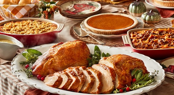 Outsource the Turkey, Help a Restaurant