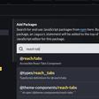 Skypack + CodePen