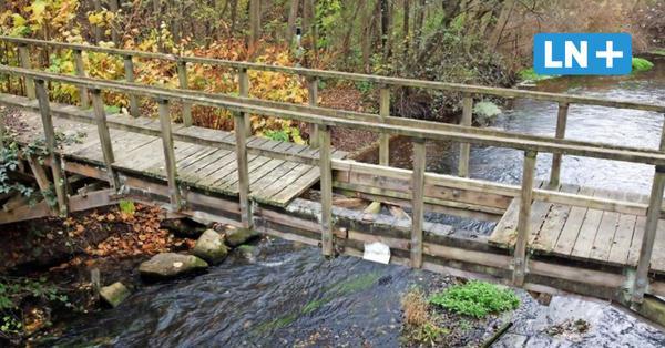 Nach Einsturzgefahr: Bad Segeberg bekommt neue Brücke über die Trave