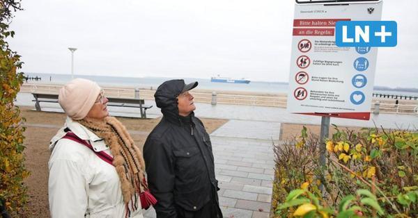 Travemünde: Verwirrung um Maskenpflicht auf der Strandpromenade