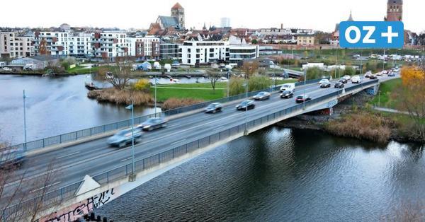 Ortsumgehung statt Vorpommernbrücke: Verbannt Rostock alle Autos aus dem Stadthafen?