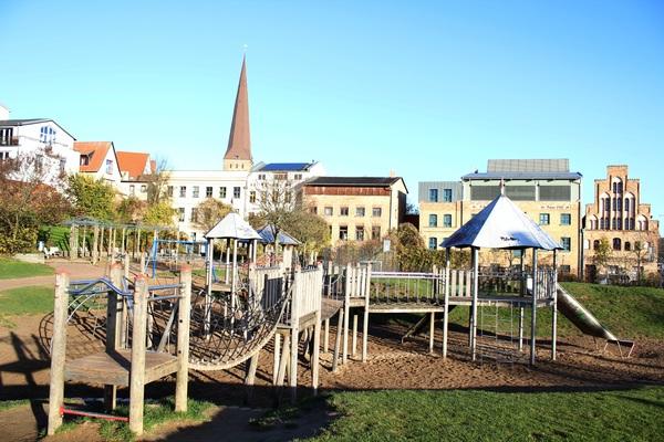 Spielplatz Am Gerberbruch (Foto: Stefanie Adomeit)