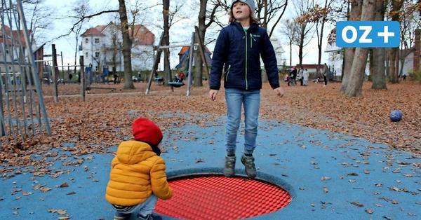 Spielplatz-Rallye durch Rostock: Fünf Spielplätze an einem Tag