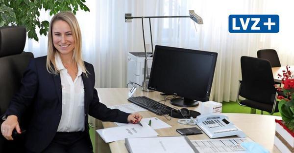 Die Neue ist da: Erster Tag für Markranstädter Bürgermeisterin Stitterich