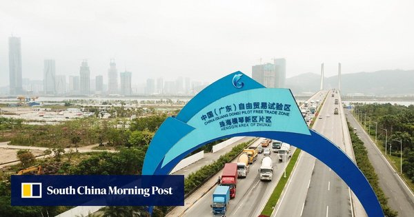 Zhuhai dangles incentives to lure start-ups in four key industries under Greater Bay Area drive