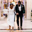 Reactions as woman gets married 3 months after boyfriend of 4 years dumped her