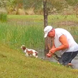 Watch Florida Man Rescue Puppy From Jaws Of An Alligator