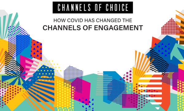 Como o COVID mudou os canais de interação
