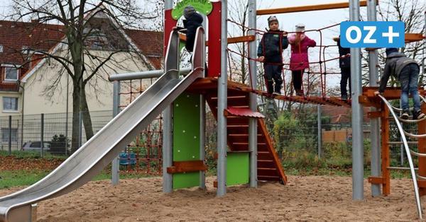 Fünf Plätze in einer Stunde: Das ist Bad Doberans Spielplatzroute