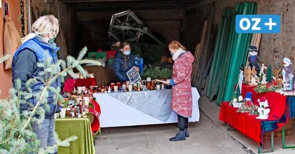 Groß Bölkower bieten Alternative zu ausgefallenem Weihnachtsmarkt
