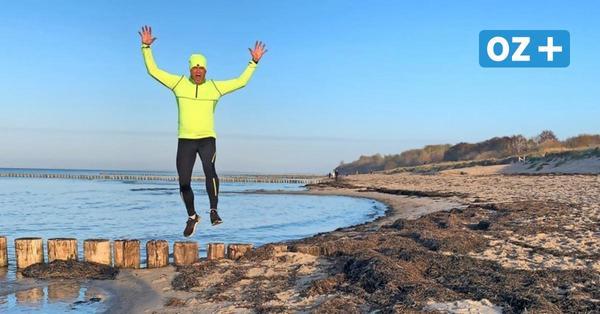 Zwischen Strand und Feldern: Diese Laufstrecke auf Poel sorgt für gute Laune