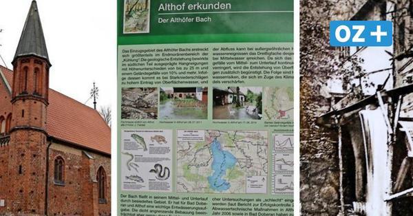 Spaziergang durch Althof: Das gibt es dabei alles zu erkunden