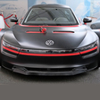 Schön und schnell: VW XL Sport mit Ducati-Power blieb leider ein Prototyp