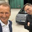 Volkswagen: VW-Chef Herbert Diess als Top-Influencer ausgezeichnet