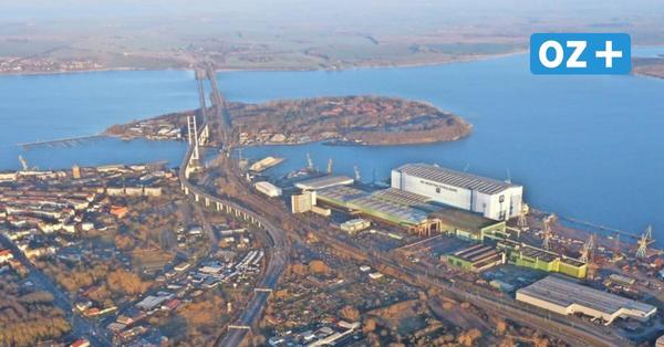 MV Werften in Stralsund in der Krise: Schlechte Stimmung bei Schiffbauern