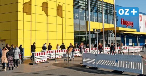 OZ-Kolumne aus Stralsund: Wie ein Ikea-Einkauf zum Familien-Event wird