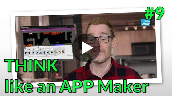 Think like an App Maker! Drag and Drop in Canvas Apps - Power Platform Unpacked #9