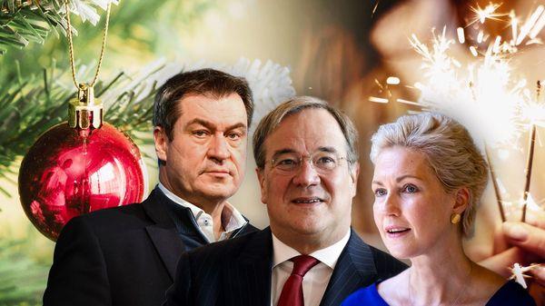 Corona-Regeln an Weihnachten und Silvester: Das gilt vom 23. Dezember 2020 bis 1. Januar 2021