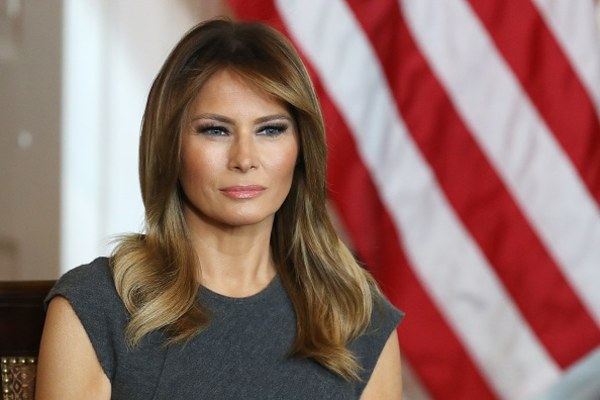 Melania Trump Won't Show Off White House Christmas Decorations This Year