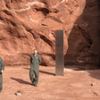 Utah biologists discover mysterious metal monolith in middle of desert | TheHill