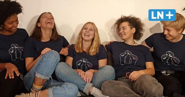 Diese Lübecker Studentinnen klären über sexualisierte Gewalt auf