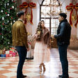 A charming narrator and an inclusive group of suitors make 12 Dates Of Christmas a gift