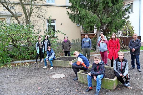 Acht Kinder und Jugendliche und ihre Erzieher meistern in der Meuselwitzer Wohngruppe den Alltag. Foto: Mario Jahn
