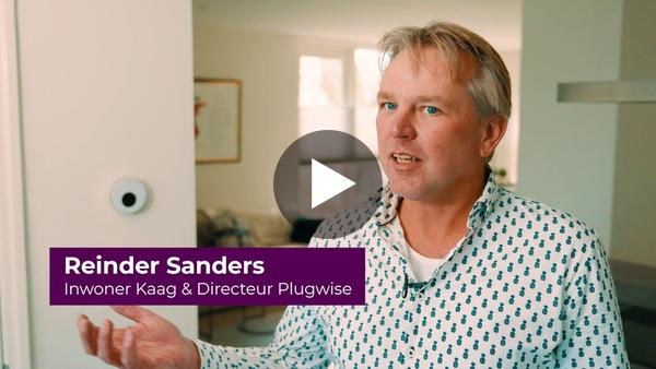 RIJPWETERING - Energiebesparende maatregelen genomen bij sv ROAC samen met Reinder Sanders uit Kaag van het bedrijf Plugwise (video)