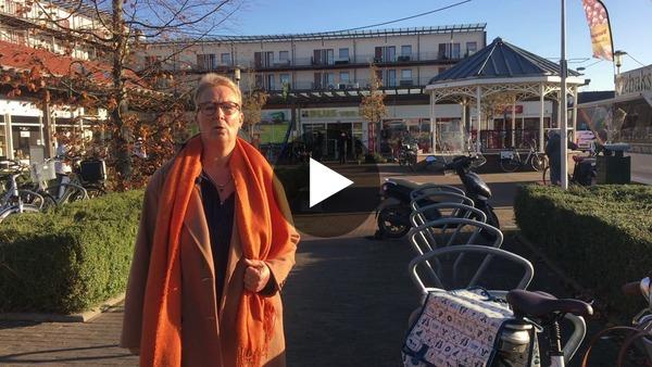 KAAG EN BRAASSEM - Wethouder Yvonne Peters stond afgelopen vrijdag stil bij de dag van de (lokale) ondernemer (video)