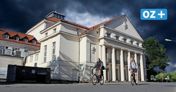 Trotz Corona: Theater Vorpommern schickt Künstler in ungewisse Zukunft