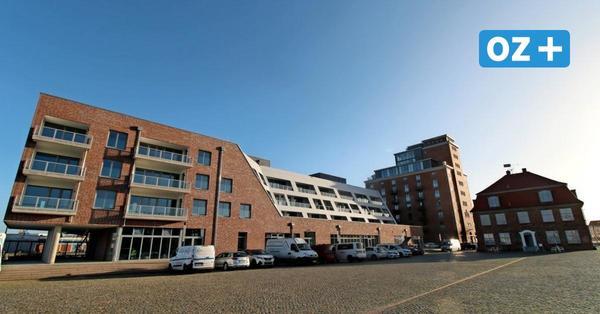 Neubau an Wismarer Hafenspitze fertiggestellt: Diese fünf Geschäfte ziehen ein