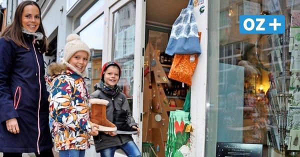Nikolaustag in Rostock: So machen Einzelhändler in der KTV den Kindern eine Freude