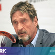 John McAfee promises to 'eat his d*$k' if Bitcoin fails to hit $1M by 2021