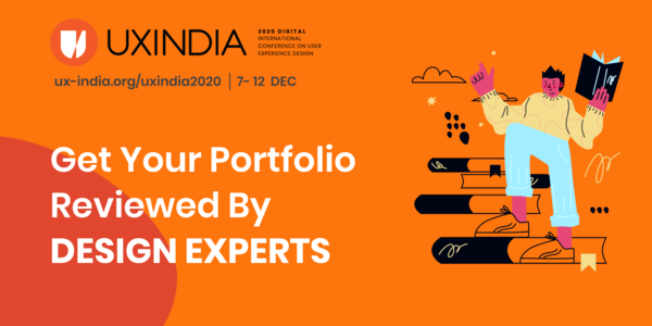 Click to register and get your portfolio reviewed by experts!
