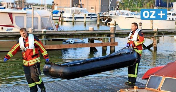 Wolgast: Neues Boot und neuer Gerätewagen für die Feuerwehr