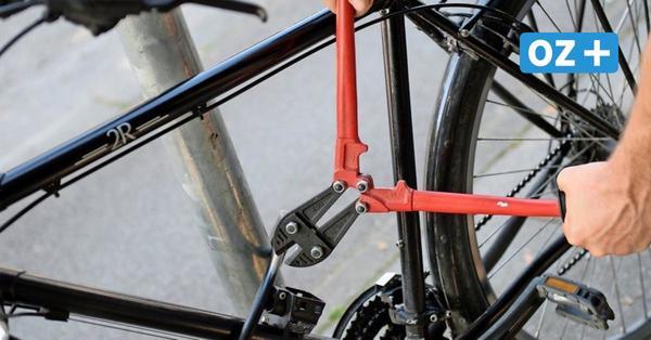 Fahrrad-Diebstahl auf Insel Usedom sinkgt wegen Corona um 70 Prozent